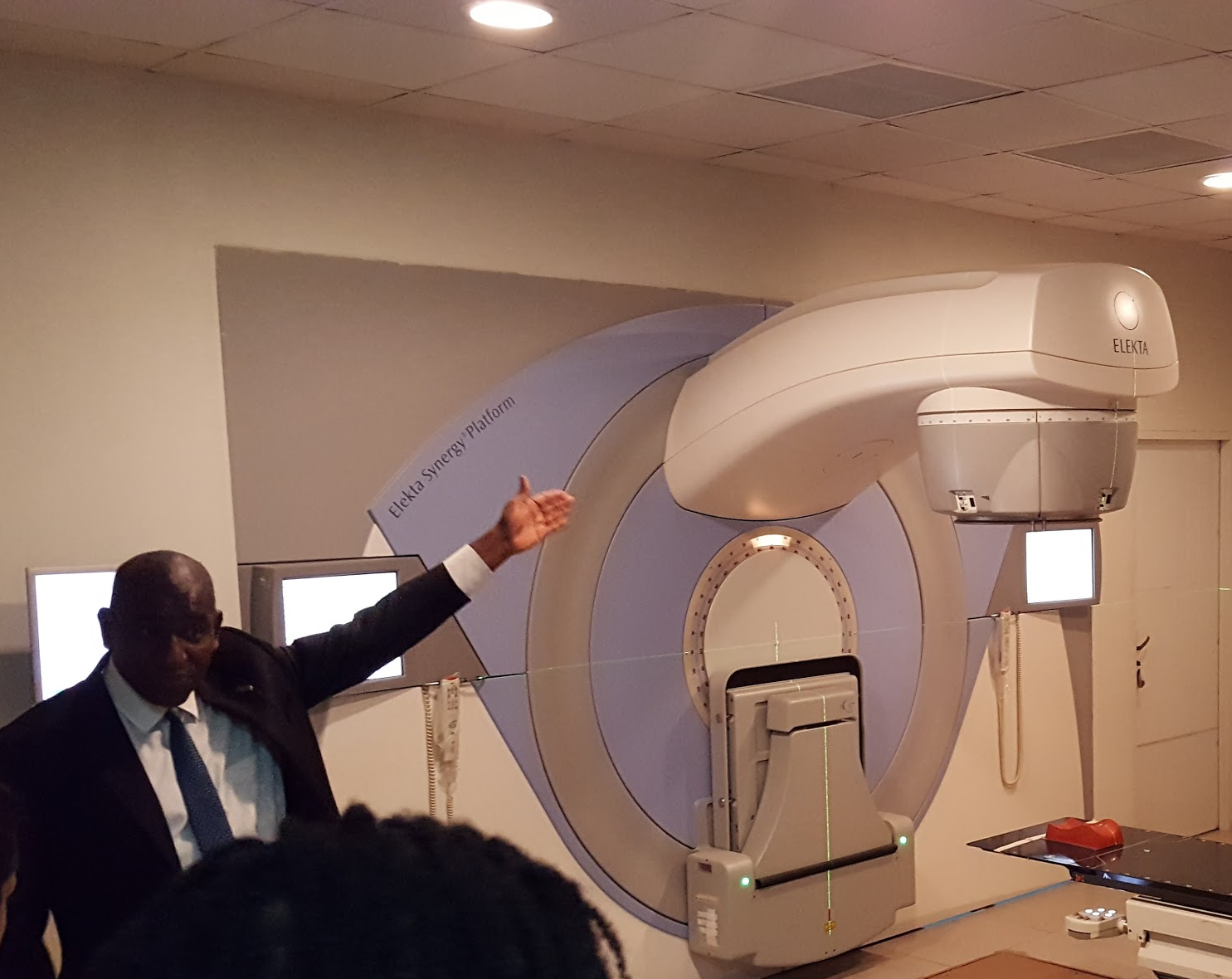 On The Ground In Nigeria - GLOBAL ONCOLOGY, INC